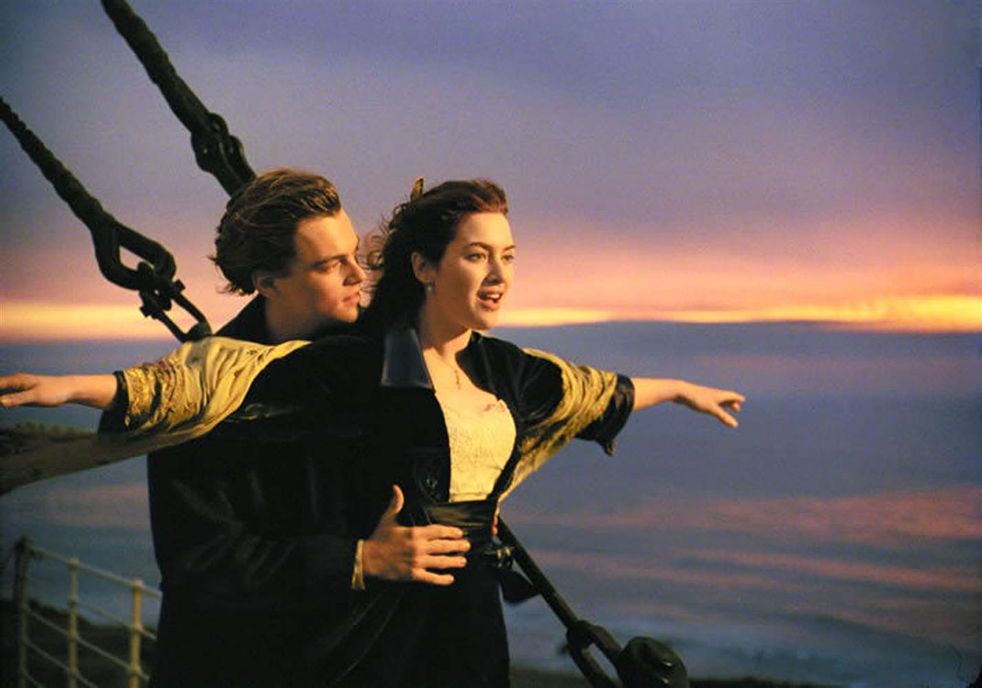 Here are only some of the many, many reasons why our hearts will forever go on for Titanic! And this is only the tip of the iceberg—get it?! (Photo: Release)