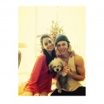 And finally, that time whenthey had the most romantic Christmas. (Photo: Instagram)