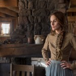 Dockery played Alice Fether, the lead role in the Netflix western limited series Godless. (Photo: WENN)