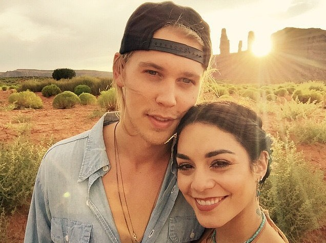 Take a look at our photo gallery above and you'll be remined why Vanessa and Austin are one of our all-time favorite celeb pairs! (Photo: Instagram)