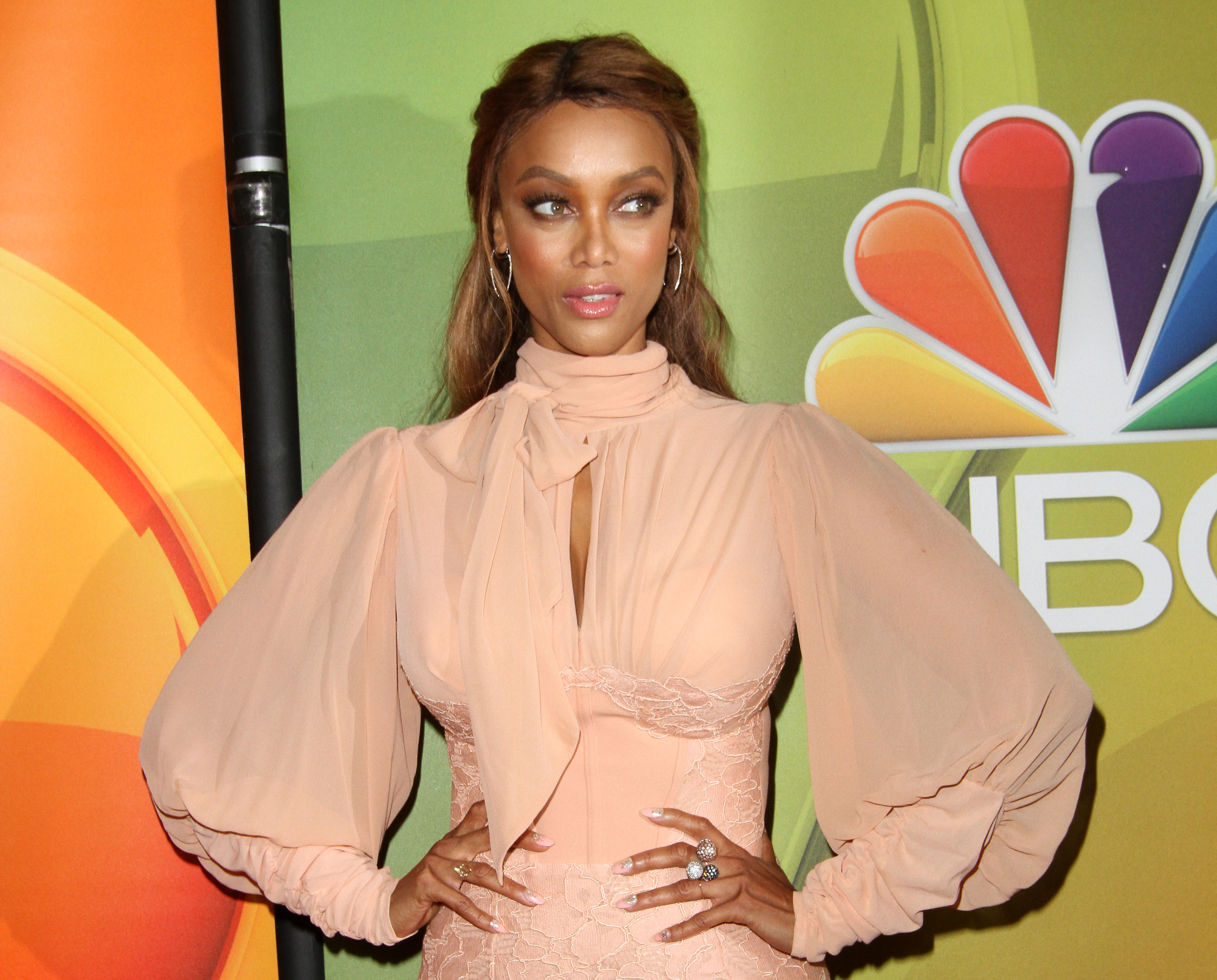 In honor of her 43th birthday, we present to you 22 reasons why we all love Tyra Banks! (Photo: WENN)