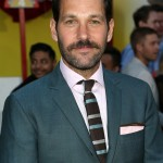 "Paul Rudd— Rudd's parents emigrated from Russia and Poland to England, and changed their surname from ""Rudnitzky"" to ""Rudd"". After which, they moved to New Jersey and gave the world Paul Rudd. (Photo: WENN)"