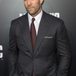 Jason Statham is a sexy Brit whose deep voice and rugged good looks landed him on this list. (Photo: WENN)