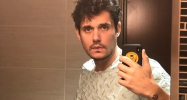 John Mayer And Other 15 Celebs Who've Shared Pictures From The Hospital
