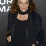 Diane Von Furstenberg—Her mother was a Holocaust survivor, who was ironically saved by notorious Nazi doctor Josef Mengele from the gas chambers at Auschwitz. To this day, she is still dedicated to Jewish causes, even donating $12 million restore the historic Venice Jewish ghetto. (Photo: WENN)