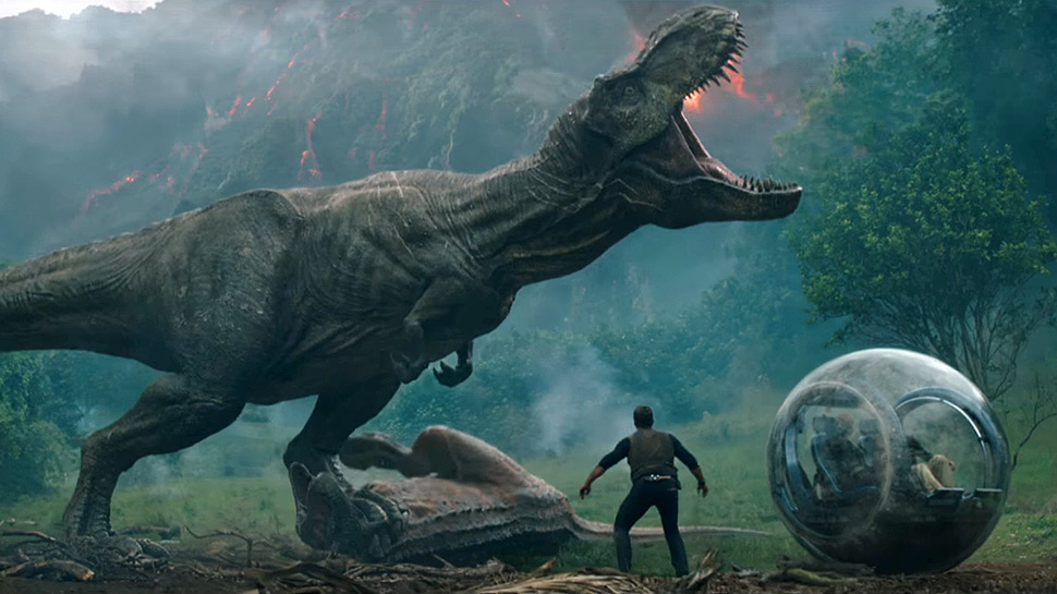 Here are some of the best Twitter reactions to the new trailer of Jurassic World: Fallen Kingdom! (Photo: Release)
