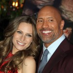 Dwayne Johnson and Lauren Hashian will be parents to a second baby girl. (Photo: WENN)