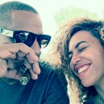 But specially, because Jay-Z makes our Queen B happy. (Photo: Instagram)