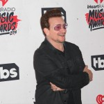 "Bono had a near-death experience during the recording of U2's latest album, ""Songs of Experiences."" (Photo: WENN)"