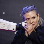 Fans, friends, and co-stars have shared an outpouring of memories, tributes, and over all affection on social media in memory of the lovely Carrie Fisher. (Photo: WENN)