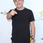 December 5—Frankie Muniz, Paula Patton, Tom Disney (Photo: WENN)