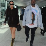 The gift speaks volumes of the respect West holds for Kardashian as a businesswoman. (Photo: WENN)