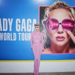 Lady Gaga spent much of her 2017 on tour promoting her most recent album, Joanne. (Photo: Instagram)