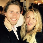 Cuoco and Cook started dating in early 2016. (Photo: Instagram)