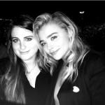 Meghan and Daryl were introduced by mutual friend, Chloë Grace Moretz. (Photo: Instagram)