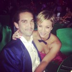 This will be Cuoco's second marriage. She was married to professional tennis player Ryan Sweeting from 2013 to 2015. (Photo: Instagram)