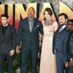"Johnson will star in the remake of the classic ""Jumanji"" set to be released later this month. (Photo: WENN)"