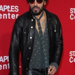 "Lenny Kravitz—The musician's father came from a Russian Jewish family, with roots in modern day Ukraine. When Kravitz was 5 years old, his mother told him, ""You are just as much white as you are black, just as much Russian Jew as you are African-American."" (Photo: WENN)"