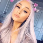 A few months ago, Ariana Grande revealed on her Instagram account that she had joined the platinum blonde club. (Photo: Instagram)