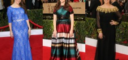 Queen Of Modesty: Mayim Bialik's 18 Best Red Carpet Looks