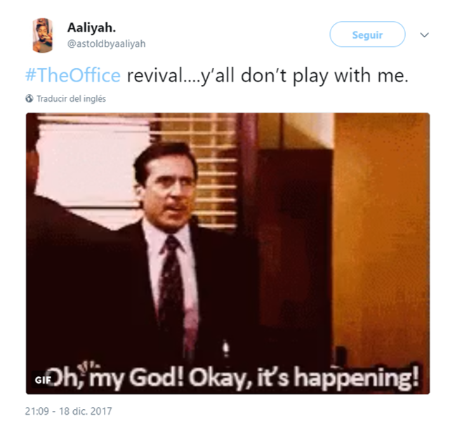 Twitter Is Divided About The Office Potential Revival