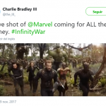 I'll happily give uncle Marvel all my coins! (Photo: Twitter)