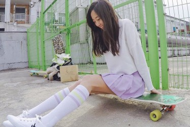 Meet Koo Hyojoo, the South Korean Longboard Dancing Sensation