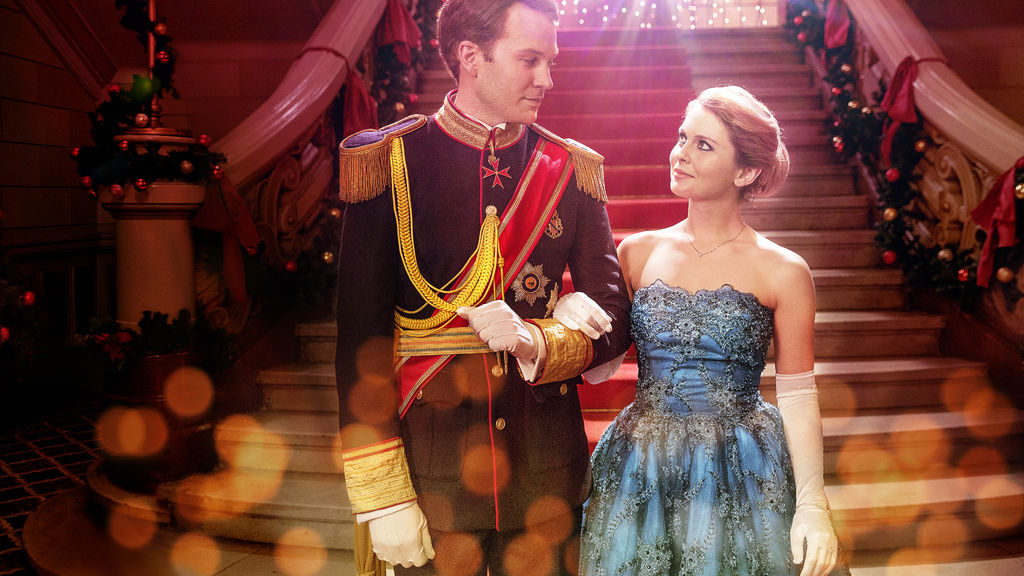 A Christmas Prince is just another sappy Christmas comedy—but apparently, there's at least 53 people who just can't stop watching it! (Photo: Release)