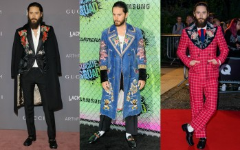 Jared Leto's Quirky Fashion Style In 14 Pictures