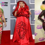 In honor of her 35th birthday, we present to you this photo gallery with some of Nicki Minaj's craziest most outrageous looks! (Photos: WENN)