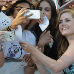 Amy Adams gracing her fans at the 47th Giffoni Film Festival in Italy. (Photo: WENN)