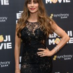 Sofia Vergara celebrated her birthday with a fresh set of bangs. Who knew she could look even better! (Photo: WENN)