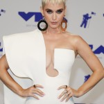 Katy Perry's hair has gone through a lot this year. But her most drastic transformation (yet) has to be her platinum pixie cut. (Photo: WENN)