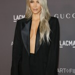 We didn't expect to see a platinum Kim Kardashian return once again, but it happened—and we've got to say, we're here for it (again!). (Photo: WENN)
