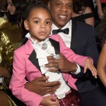 Blue Ivy Carter—At age 1, she became the youngest person ever to appear on a Billboard chart after her guest vocals blessed her dad Jay Z's Glory. She also had a guest spot on Coldplay's A Head Full Of Dreams. (Photo: WENN)