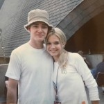 Mandy Moore shared evidence that Justin Timberlake and her were the two coolest teens during the summer of 1999. Just check those outfits. (Photo: Instagram)