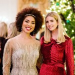 She's also friends with Ivanka Trump. (Photo: Instagram)