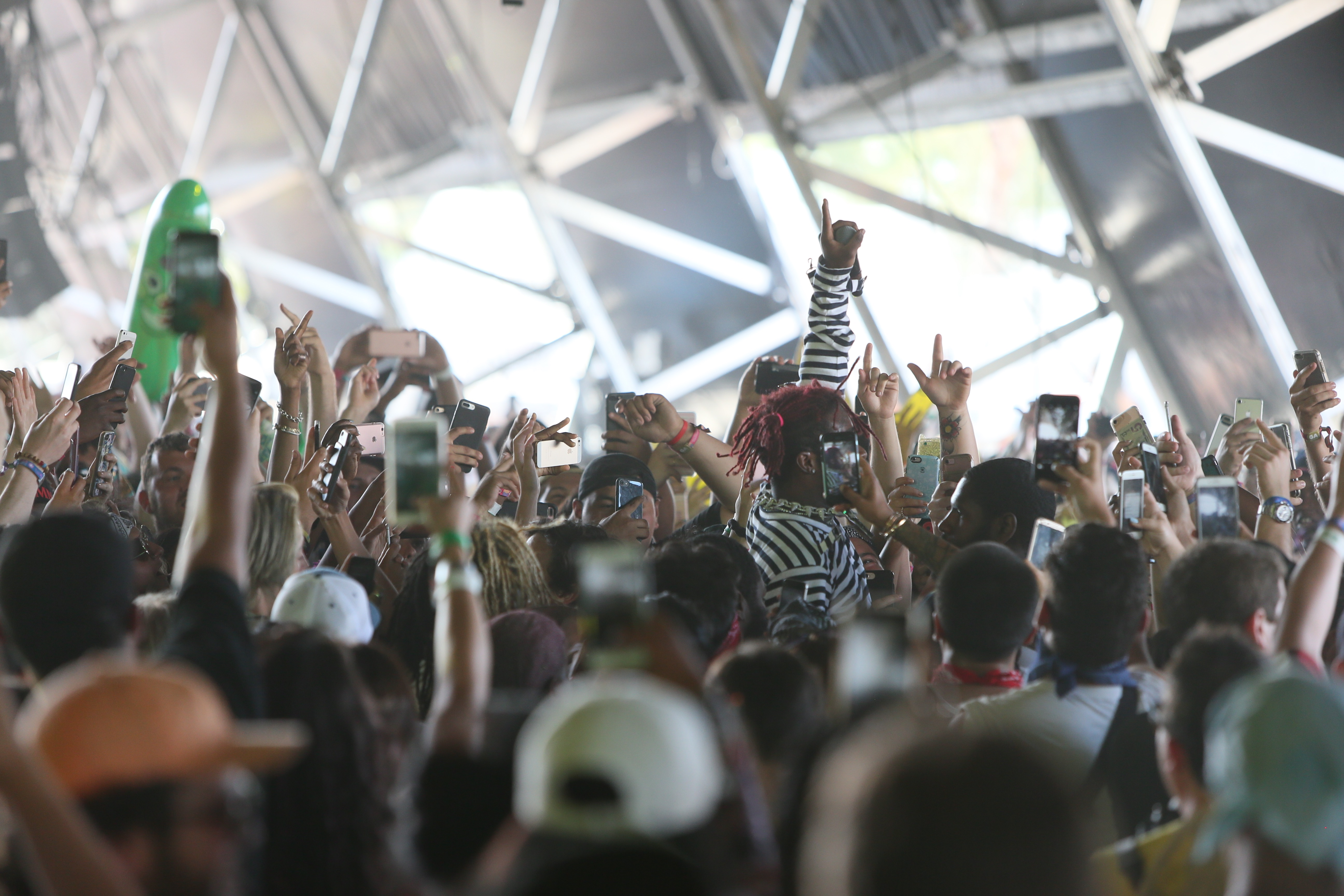 The official Coachella 2018 lineup was unveiled on Tuesday afternoon. (Photo: WENN)