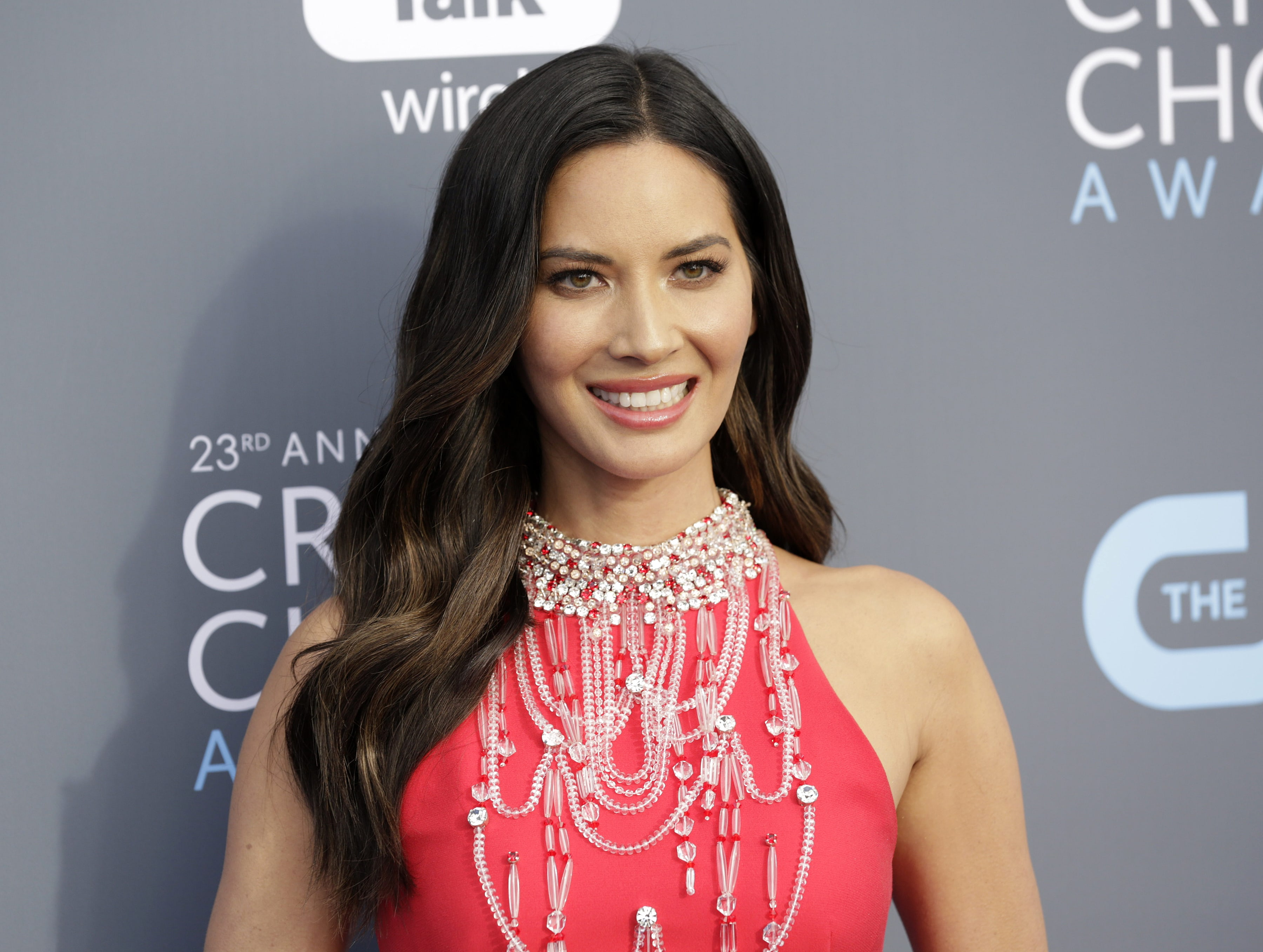 Olivia Munn has set the record straight about her relationship with Chris Pratt. (Photo: WENN)