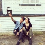 Ruby Rose and Jessica Origliasso have been dating since 2008. (Photo: Instagram)