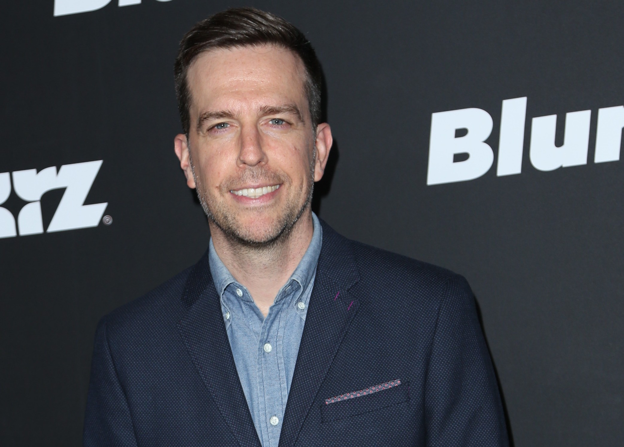 "Here's to another year of the Nard Dog! There are some of the reasons why we absolutely Love Andy Bernard in ""The Office."" (Photo: WENN)"