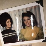 Kourtney Kardashian shared a throwback picture of a young, Kris Jenner, making it clear where Kendall Jenner gets her supermodel good looks from! (Photo: Instagram)