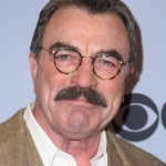 Tom Selleck is *the* ultimate mustache in showbusiness. But still, there are plenty celebrities who've managed to rock this facial hair style—never as good as the Magnum P.I. star, but they've come pretty close! (Photo: WENN)