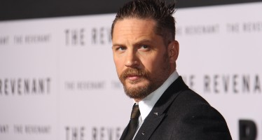 Tom Hardy Gets Epic Tattoo Homage To Leonardo DiCaprio!