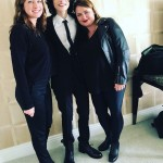 """The Stranger Things star also posted a pic with his styling """"dream team."""" (Photo: Instagram)"""