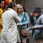"Woody Allen's new film, ""A Rainy Day In New York,"" features stars like Elle Fanning, Jude Law, and Selena Gomez. (Photo: WENN)"