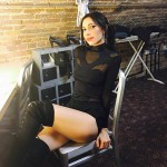 """Jessica Origliasso is one of the vocalists of the Australian duo """"The Veronicas"""". (Photo: Instagram)"""