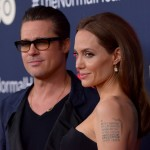"""Jolie and Pitt """"are taking breather and seeing what happens,"""" said the informant. (Photo: WENN)"""