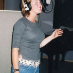 "Katy Perry shared this throwback photo on Instagram of her at 13 laying down some vocals in a recording studio. ""Wannabe popstar,"" she captioned the pic. (Photo: Instagram)"
