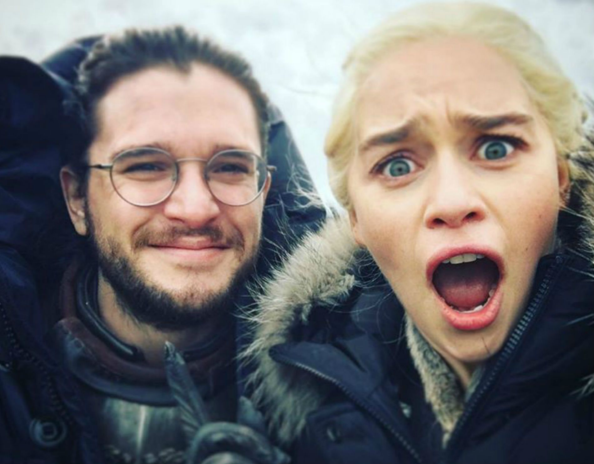 Our faces when we heard GoT isn't coming back in 2018. Keep clicking through to see some of the best Twitter reactions. (Photo: Instagram)